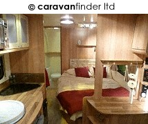 Used Bailey Orion 430 2012 touring caravan Image