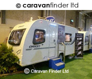 Bailey Orion 430 2012 caravan