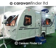Bailey Orion 530/6 2012 caravan