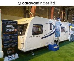 Used Bailey Pegasus Bologna S2 2012 touring caravan Image