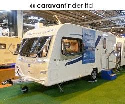 Bailey Pegasus Genoa S2 2012  Caravan Thumbnail