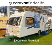 Bailey Pegasus Genoa S2 2012 caravan