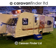 Bailey Unicorn Cabrera 2012 caravan