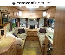 Used Bailey Unicorn Seville 2012 touring caravan Image