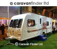 Bailey Unicorn Valencia 2012 caravan