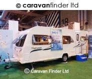 Bailey Olymous 540 2013 caravan