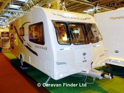 Bailey Pegasus Ancona S2 2013  Caravan Thumbnail
