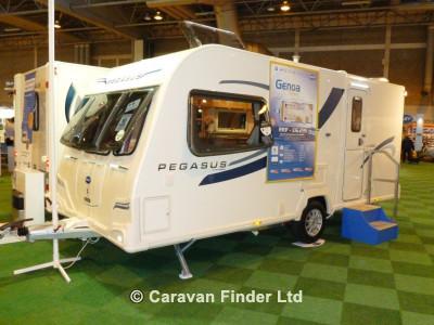 Bailey Pegasus Genoa S2 2013  Caravan Thumbnail