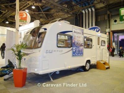 Bailey Pegasus GT65 Ancona 2013  Caravan Thumbnail