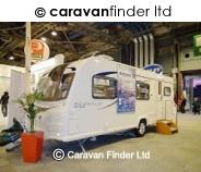 Bailey Pegasus GT65 Ancona 2013 caravan