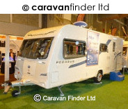 Bailey Pegasus Milan 2013 caravan