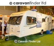 Bailey Pegasus Milan S2 2013 caravan