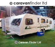 Bailey Retreat Willow caravan