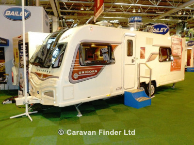 Bailey Unicorn Barcelona S2 2013  Caravan Thumbnail