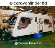 Bailey Unicorn Cadiz S2 2013 caravan
