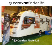 Bailey Unicorn Madrid S2 2013 caravan