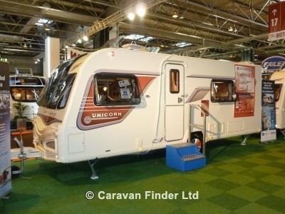 Bailey Unicorn Valencia S2 2013  Caravan Thumbnail