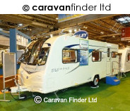 Bailey Pegasus GT65 Ancona 2014 caravan