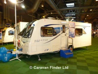 Bailey Pegasus GT65 Verona 2014  Caravan Thumbnail