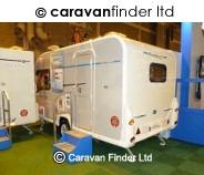 Bailey Pursuit 400 2014 caravan