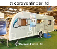 Bailey Pursuit 560 2014 caravan