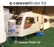 Bailey Unicorn Barcelona S2 2014 caravan