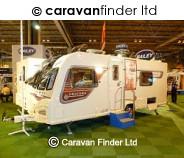 Bailey Unicorn Cadiz S2 2014 caravan