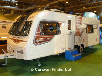 Used Bailey Unicorn Cordoba S2 2014 touring caravan Image