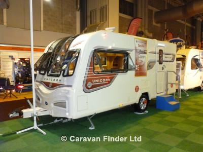 Bailey Unicorn Seville S2 2014  Caravan Thumbnail