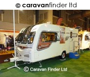 Bailey Unicorn Seville S2 2014 caravan