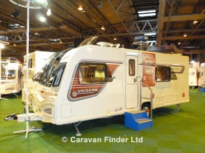 Bailey Unicorn Valencia S2 2014  Caravan Thumbnail