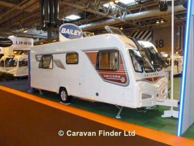 Bailey Unicorn Vigo S2 2014  Caravan Thumbnail