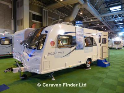 Bailey Pegasus GT65 Ancona 2015  Caravan Thumbnail
