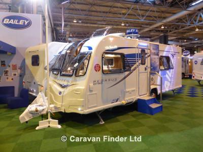 Bailey Pegasus GT65 Rimini 2015  Caravan Thumbnail