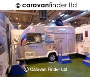 Bailey Pursuit 400 2015 caravan