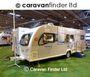Bailey Pursuit 540 2015 caravan