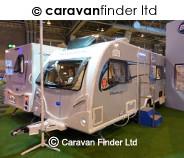 Bailey Pursuit 550 2015 caravan