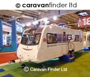 Bailey Unicorn Cordoba S3 2015 caravan
