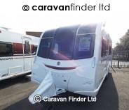 Bailey Unicorn Madrid S3 2015 caravan