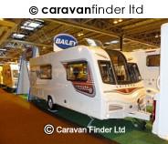 Bailey Unicorn Madrid  2015 caravan