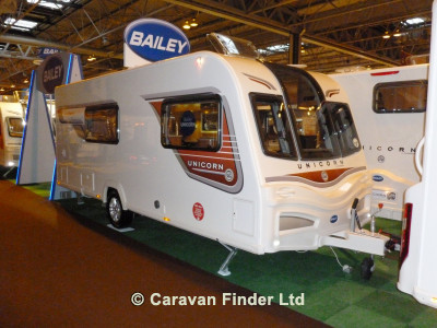 Bailey Unicorn Madrid S2 2015  Caravan Thumbnail