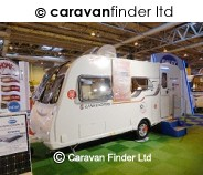 Bailey Unicorn Seville S3 2015 caravan
