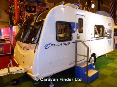 Bailey Pegasus Modena 2016  Caravan Thumbnail