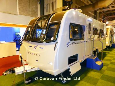 Bailey Pegasus Palermo 2016  Caravan Thumbnail