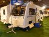 Used Bailey Pegasus Rimini 2016 touring caravan Image