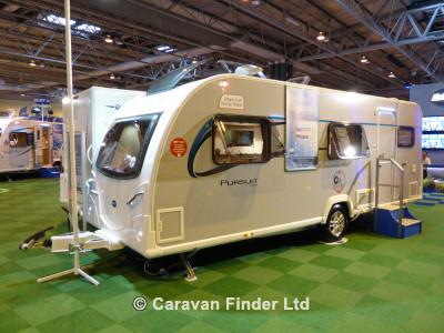 Bailey Pursuit 540 2016  Caravan Thumbnail