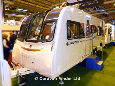 Bailey Unicorn Barcelona S3 2016  Caravan Thumbnail