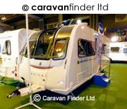 Bailey Unicorn Cadiz S3 2016 caravan