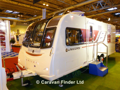 Bailey Unicorn Cartagena S3 2016  Caravan Thumbnail