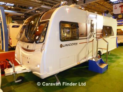 Bailey Unicorn Madrid S3 2016  Caravan Thumbnail